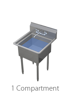 Sinks_1_Compartment
