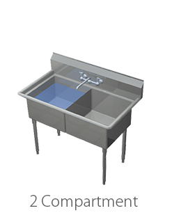 Sinks_2_Compartment